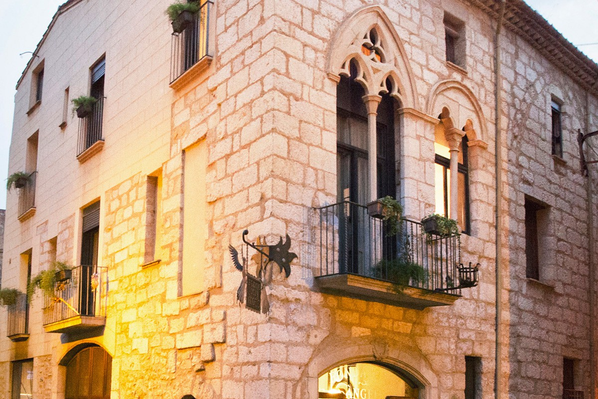 Restaurant Fonda dels Àngels, Montblanc
